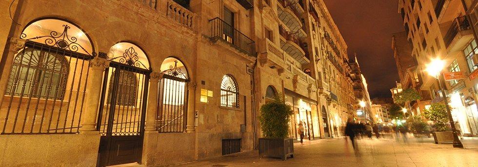 residencias para mayores en Salamanca